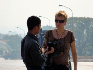 Gespräche U Bein Brücke Mandalay Sonnenaufgang by Birgit Strauch Bewusstseinscoaching & Shiatsu