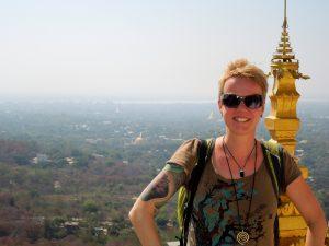 U Min Thonze Caves Sagaing by Birgit Strauch Bewusstseinscoaching & Shiatsu