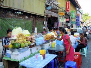 Bogyoke Market Yangon by Birgit Strauch Bewusstseinscoaching & Shiatsu