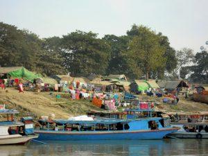 Mingun Irrawaddy Myanmar by Birgit Strauch Shiatsu & Bewusstseinscoaching