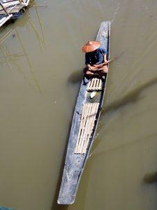 Inle Lake Padaung Frau Giraffenhalsfrauen Myanmar by Birgit Strauch Shiatsu & Bewusstseinscoaching