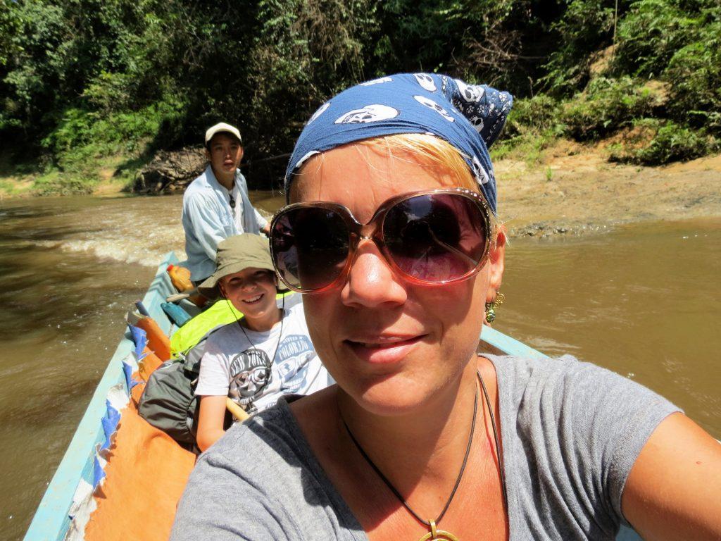 Kelabit Highlands Pa Umor Boot Pa Lungan Borneo by Birgit Strauch Shiatsu & Bewusstseinscoaching