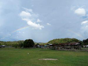 Batu Ritung Lodge Kelabit Highlands Pa Lungan Borneo by Birgit Strauch Shiatsu & Bewusstseinscoaching