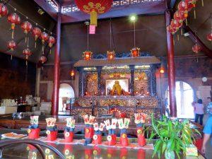 Tua Pek Kong Tempel Pagode Sibu Borneo by Birgit Strauch Shiatsu & Bewusstseinscoaching