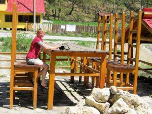 Paniertes Hirn St. Ana See Rumänien by Birgit Strauch Shiatsu & Bewusstseinscoaching