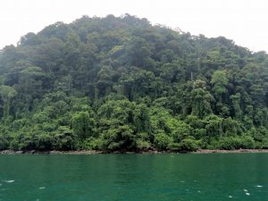 Schnorcheln Bootstour Santubong Nationalpark Borneo by Birgit Strauch Shiatsu & Bewusstseinscoaching