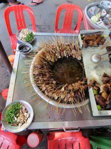 Innereien Markt Yangon by Birgit Strauch Bewusstseinscoaching & Shiatsu