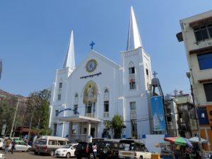 Sankt Immanuel Kirche Yangon by Birgit Strauch Bewusstseinscoaching & Shiatsu