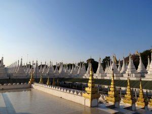 Sandamuni Pagode Mandalay by Birgit Strauch Bewusstseinscoaching & Shiatsu