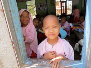 Allan Hung Ming Fan School Sagaing by Birgit Strauch Bewusstseinscoaching & Shiatsu