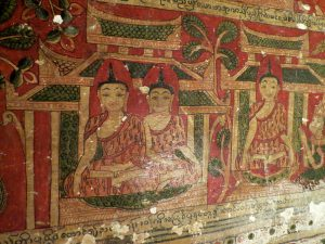 Höhlenmalerei Sagaing by Birgit Strauch Bewusstseinscoaching & Shiatsu