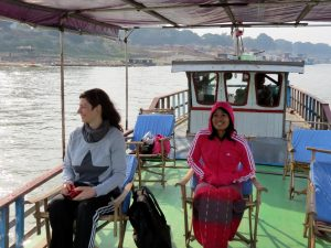 Patenkind Mingun Irravaddy Myanmar by Birgit Strauch Shiatsu & Bewusstseinscoaching