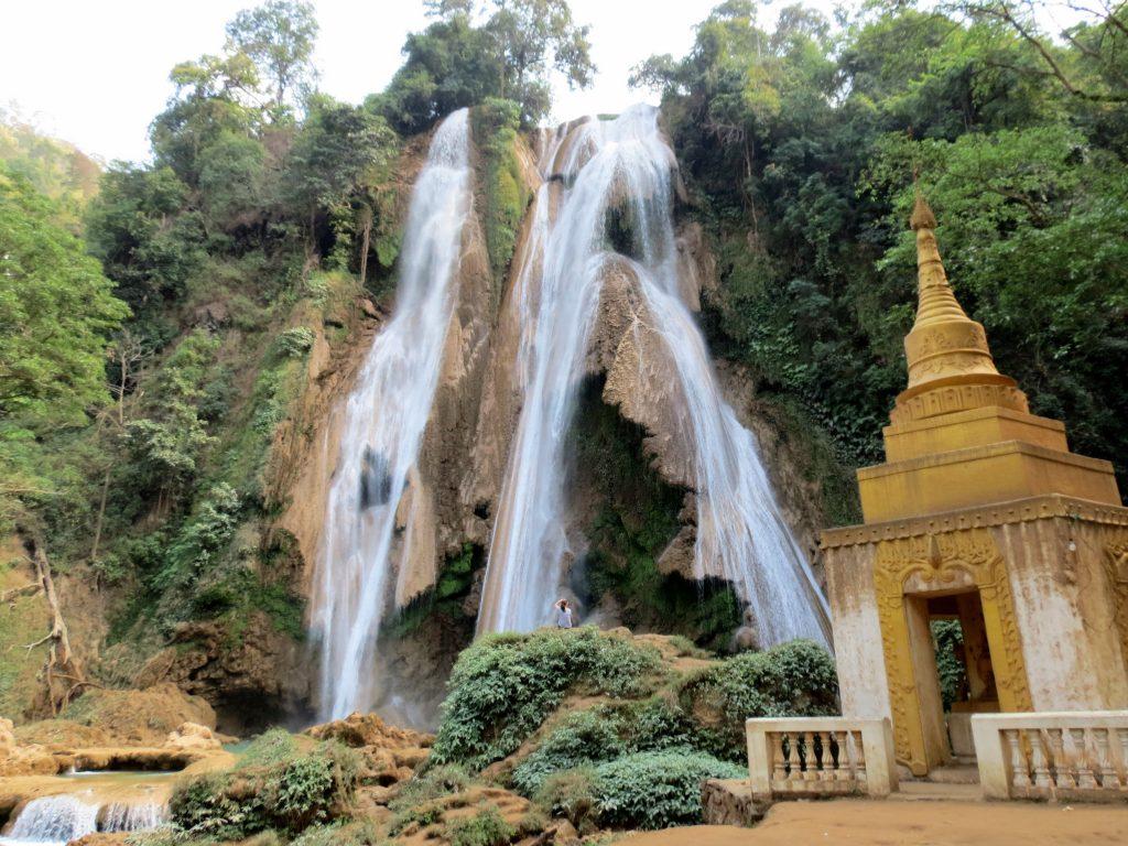 Anisakan Wasserfall Myanmar by Birgit Strauch Lifecoach Bewusstseinscoaching