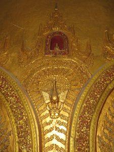 Yadanar Man Aung Pagode Nyaung Shwe Myanmar by Birgit Strauch Shiatsu & Bewusstseinscoaching