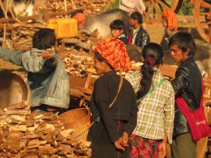 PaO Markt Inle Lake Myanmar by Birgit Strauch Shiatsu & Bewusstseinscoaching