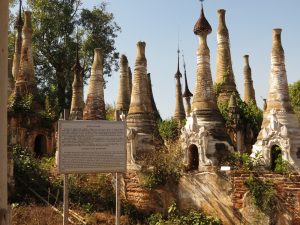 Shwe Inn Tain Pagoda Inle Lake Myanmar by Birgit Strauch Shiatsu & Bewusstseinscoaching