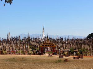Kakku Myanmar by Birgit Strauch Lifecoach Bewusstseinscoaching