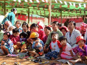 Pindaya Fahrt Kühe Hund Myanmar by Birgit Strauch Lifecoach Bewusstseinscoaching