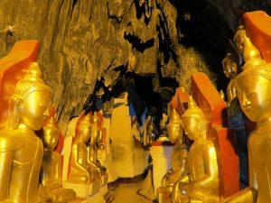 Höhlen von Pindaya Buddha Myanmar by Birgit Strauch Lifecoach Bewusstseinscoaching
