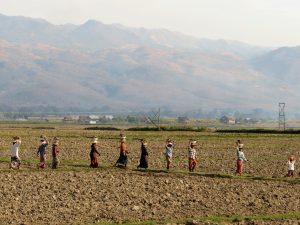 Four Sistern Nyaung Shwe Myanmar by Birgit Strauch Bewusstseinscoaching & Shiatsu