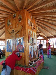 Magischer Baum Kloster von Busteni Rumänien by Birgit Strauch Bewusstseinscoaching & Shiatsu