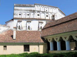 Wehr Kirche Tartlau Rumänien by Birgit Strauch Bewusstseinscoaching & Shiatsu
