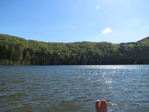 St. Ana See Lacul Sf.Ana Rumänien by Birgit Strauch Shiatsu & Bewusstseinscoaching
