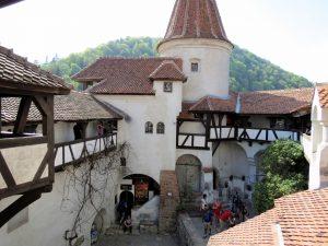 Schloss Bran Rumänien by Birgit Strauch Shiatsu & Bewusstseinscoaching