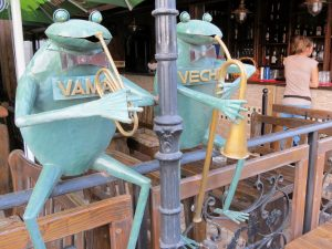 Strassenmusiker Bars Restaurants Vama Veche Rumänien by Birgit Strauch Life Coach & ThetaHealing