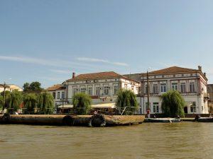 Rumänien Sulina Hafen Promenade by Birgit Strauch Shiatsu und Bewusstseinscoaching