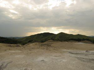 Rumänien Schlamm Vulkane von Noroiosi by Birgit Strauch Shiatsu und Bewusstseinscoaching