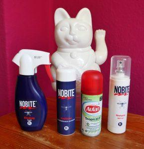 Nobite Mückenspray by Birgit Strauch