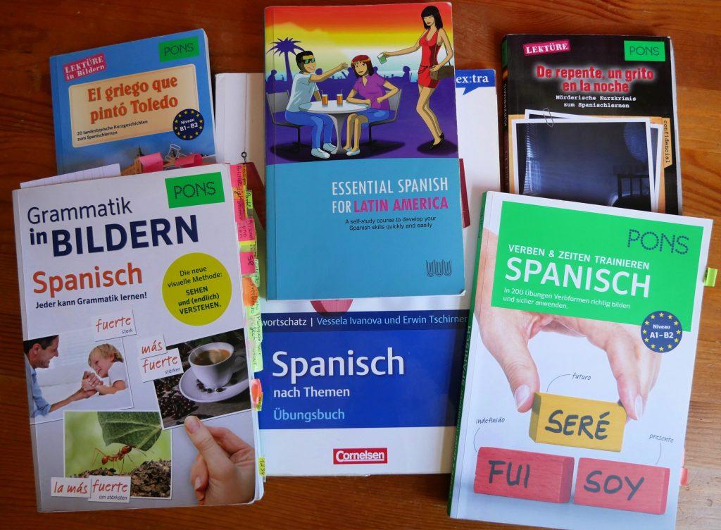 Spanisch Lernen Bücher by Birgit Strauch Bewusstseinscoaching