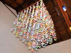 The Garden Cafe in Granada by Birgit Strauch Bewusstseinscoaching und Shiatsu