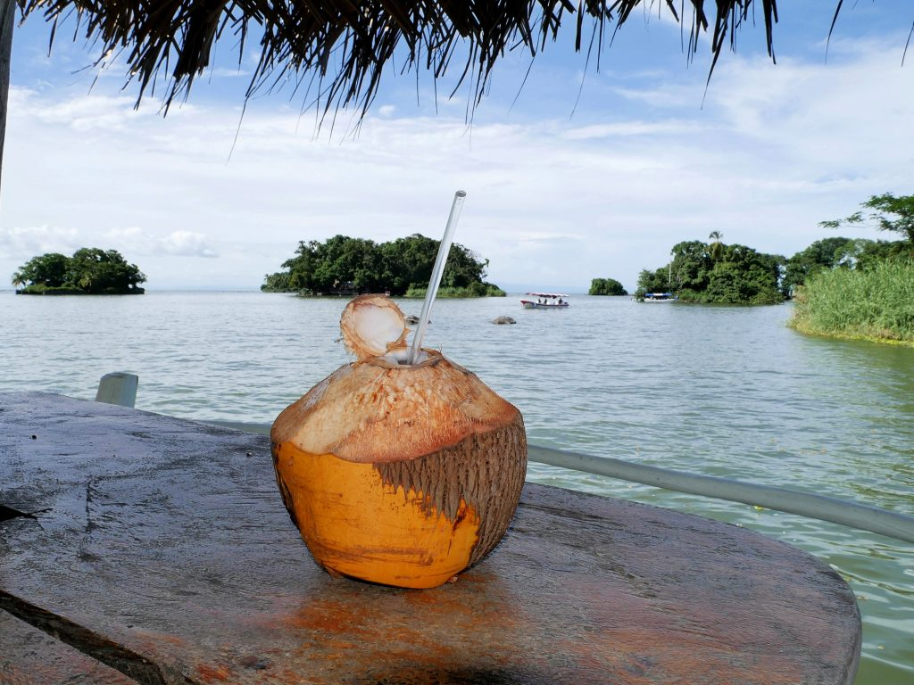 Nicaragaua Kokosnuss Paradies Las Isletas by Birgit Strauch Shiatsu & Bewusstseinscoaching