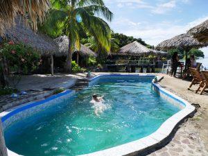 Nicaragaua Paradies Las Isletas Pool by Birgit Strauch Shiatsu & Bewusstseinscoaching