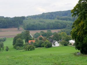 Gut Stapenhorst Teutoschleifen Wanderung Canyon Blick by Birgit Strauch Bewusstseinscoaching & Shiatsu