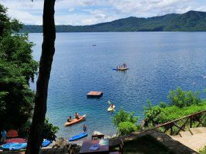 Laguna de Apoyo Beach Club by Birgit Strauch Bewusstseinscoaching & Shiatsu