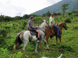Reiten Ometepe Moyogalpa Vulkan Concepcion