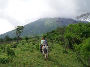 Reiten Ometepe Moyogalpa Vulkan ConcepcionReiten Ometepe Moyogalpa Vulkan Concepcion