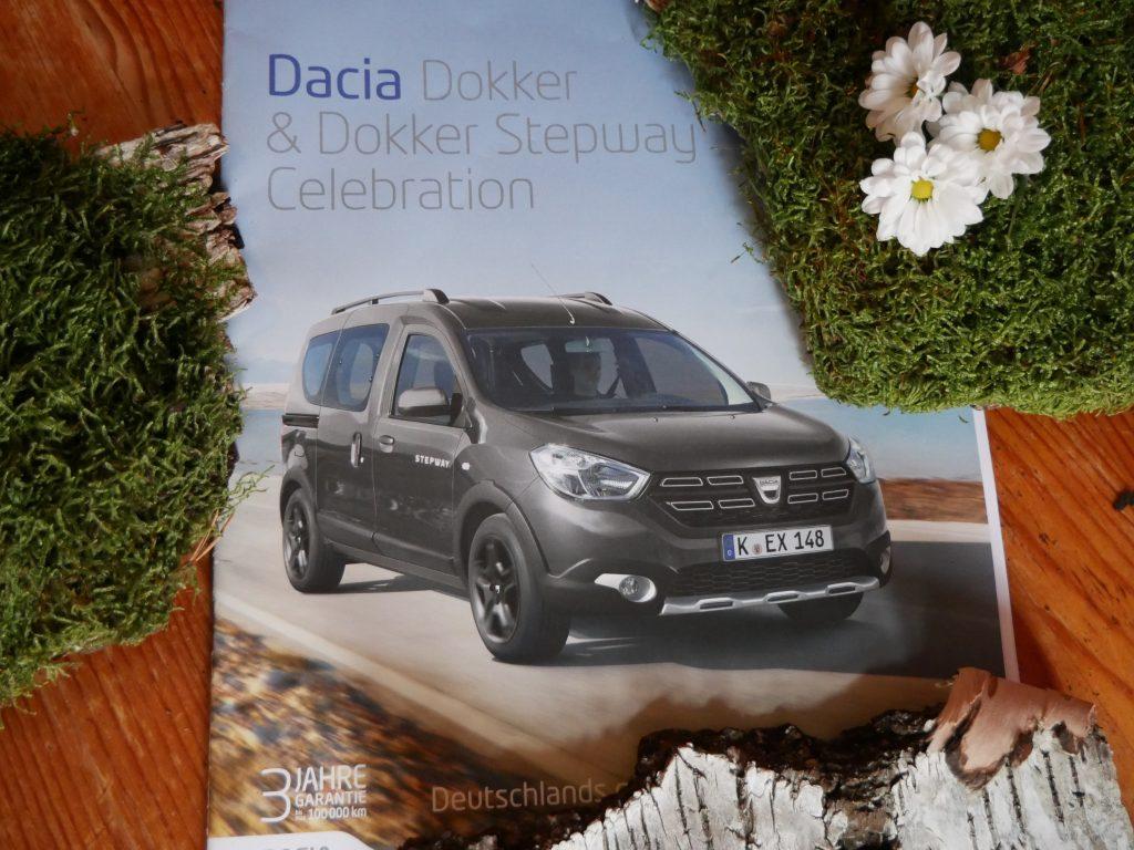 Dacia Dokker Stepway Minicamper by Birgit Strauch Coaching Lebenshilfe Seelenbotschaften