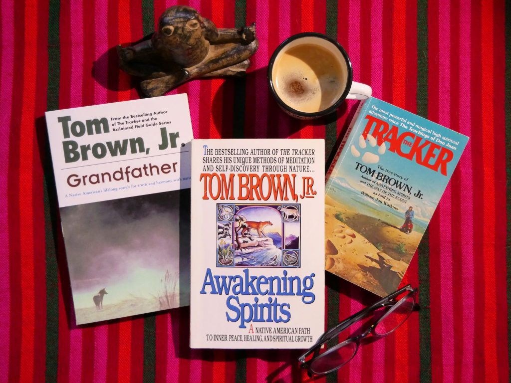 Grandfather Tom Brown Spirituelle Suche by Birgit Strauch
