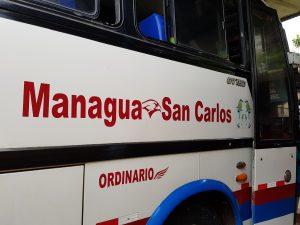 Bus fahren in Juigalpa Nicaragua by Birgit Strauch Shiatsu & Bewusstseinscoaching