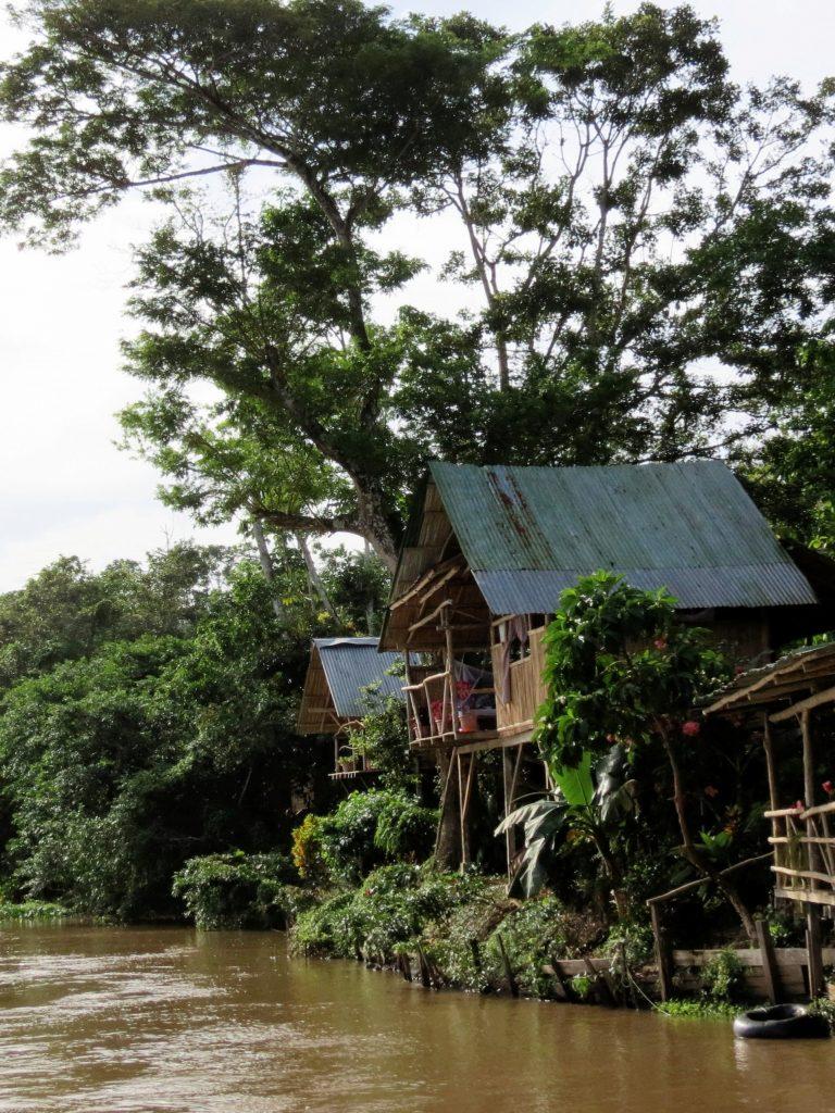 Sabalos Lodge am Rio San Juan by Birgit Strauch Bewusstseinscoaching & Shiatsu