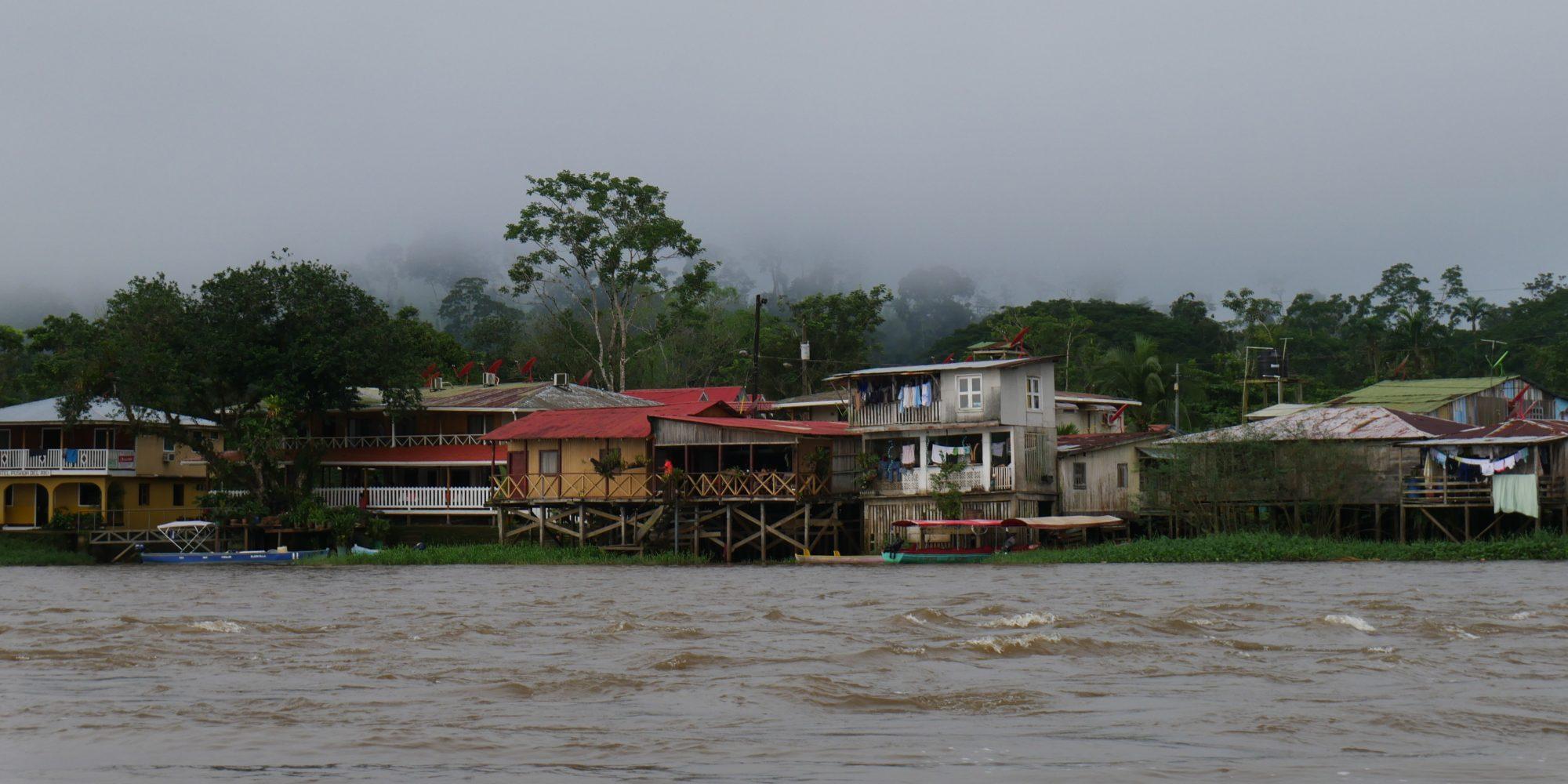 Stromschnellen El Castillo Rio San Juan Nicaragua by Birgit Strauch Bewusstseinscoaching & Shiatsu