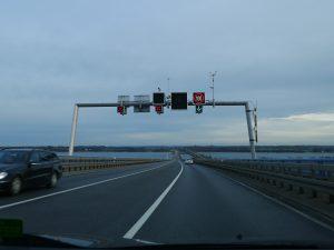 Rügenbrücke Minicamper Dacia Dokker by Birgit Strauch Bewusstseinscoaching & Shiatsu