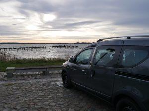 Altefähr Minicamper Dacia Dokker by Birgit Strauch Bewusstseinscoaching & Shiatsu