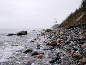 Rügen Kap Arkona Strand im Minicamper by Birgit Strauch Bewusstseinscoaching & Shiatsu