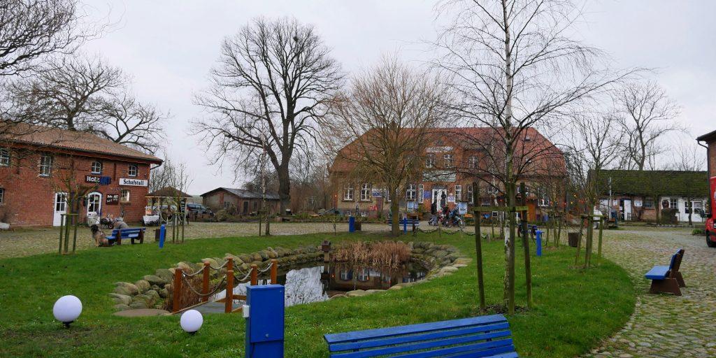Rügen Putgarten im Minicamper by Birgit Strauch Bewusstseinscoaching & Shiatsu