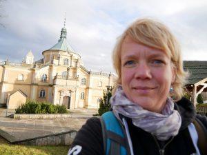 Wambierzyce Polen mit dem Dacia Dokker Minicamper by Birgit Strauch Shiatsu & Bewusstseinscoaching
